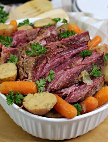 Instant Pot Corned Beef, pressure cooker corned beef