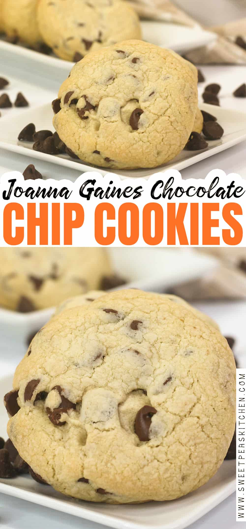 Joanna Gaines Chocolate Chip Cookies Recipe