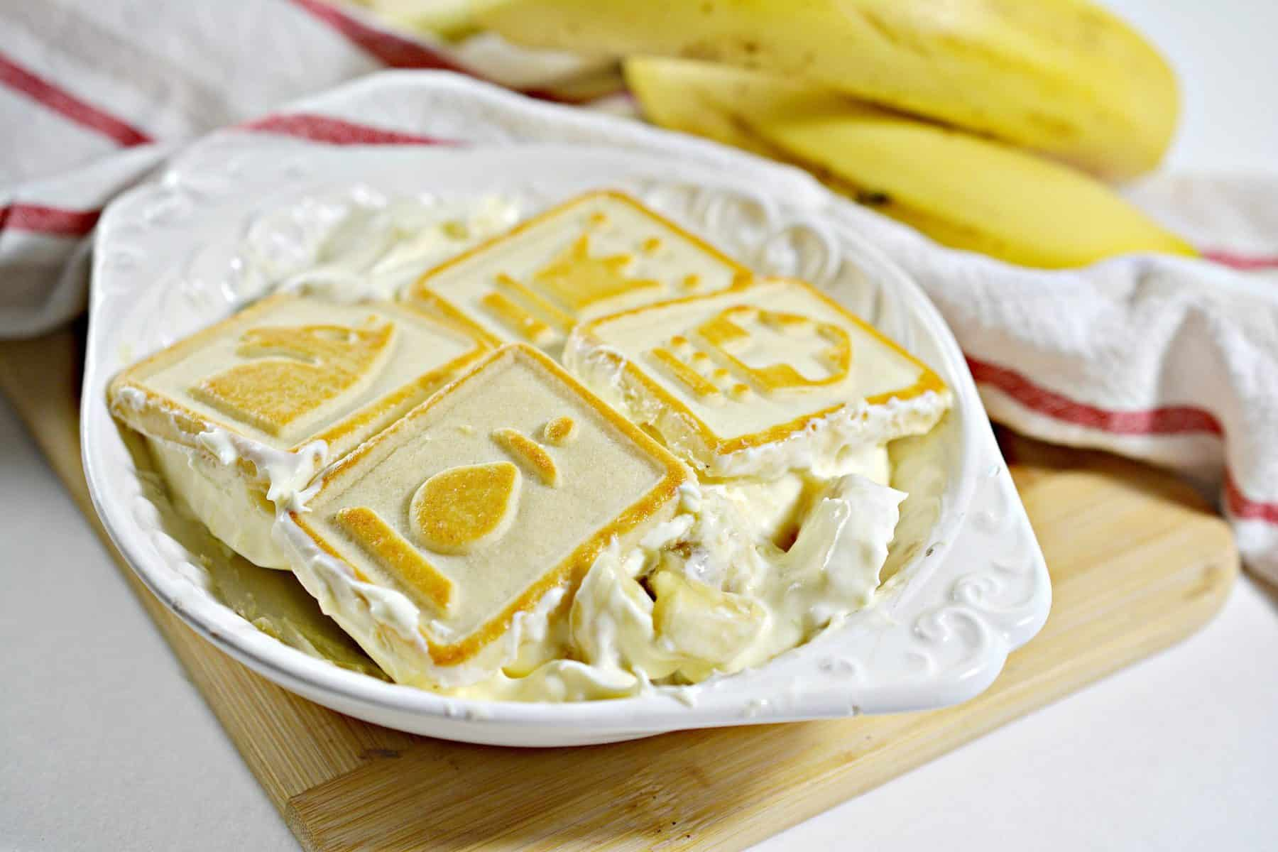 Not Yo Mama's Banana Pudding