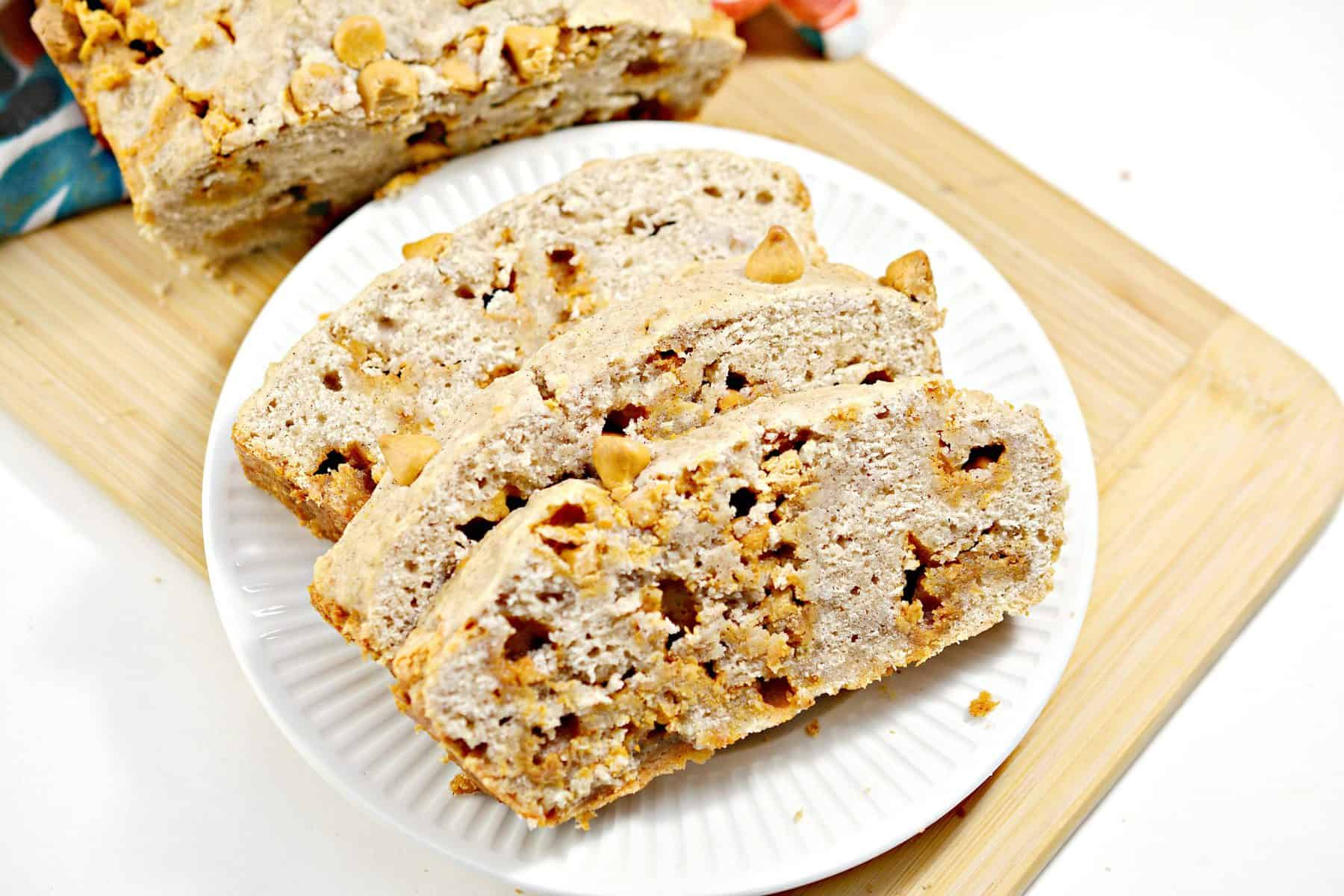 Snickerdoodle Bread Is Pure Heaven Sweet Pea S Kitchen