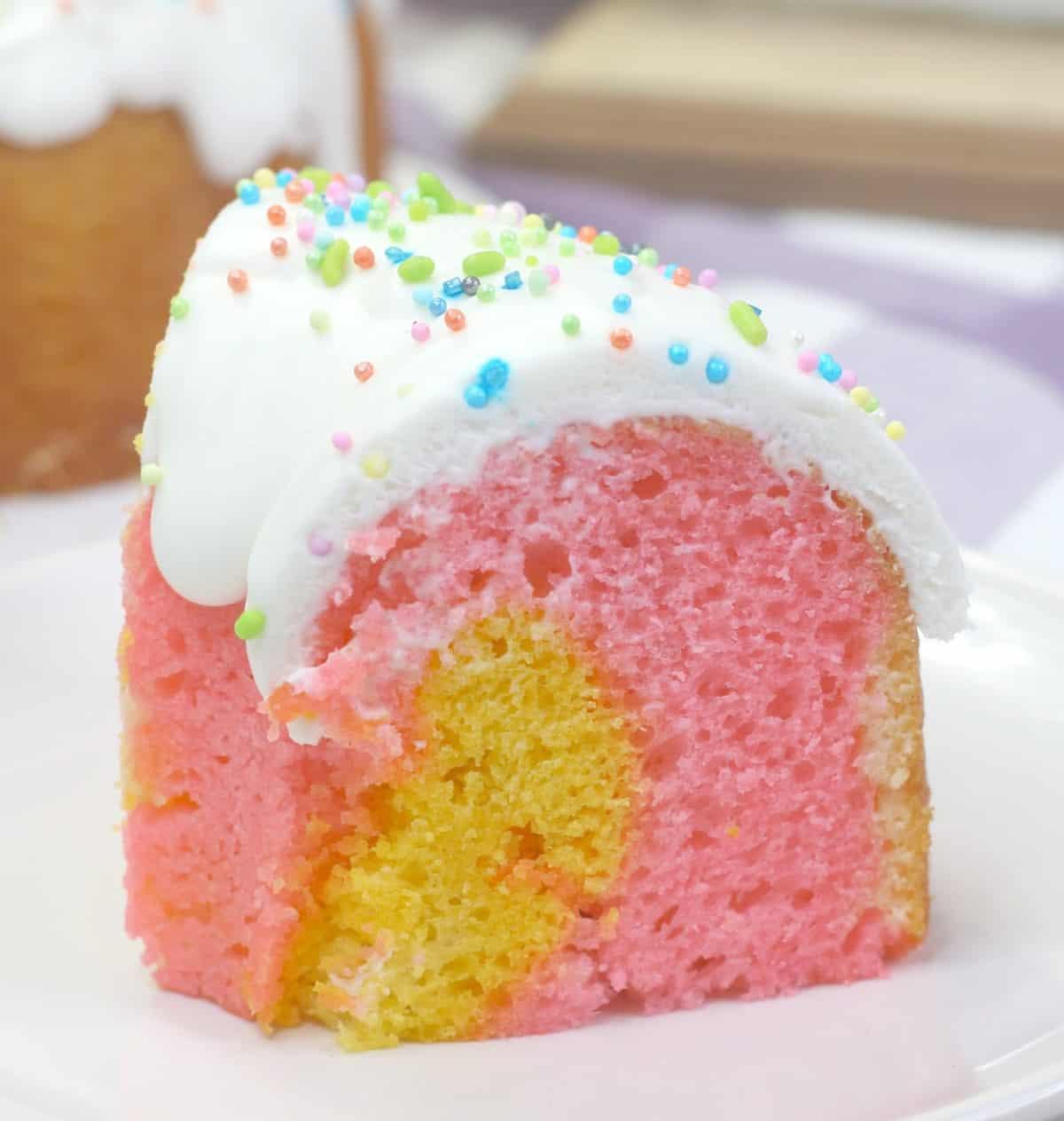 Instant Pot Bundt Cake