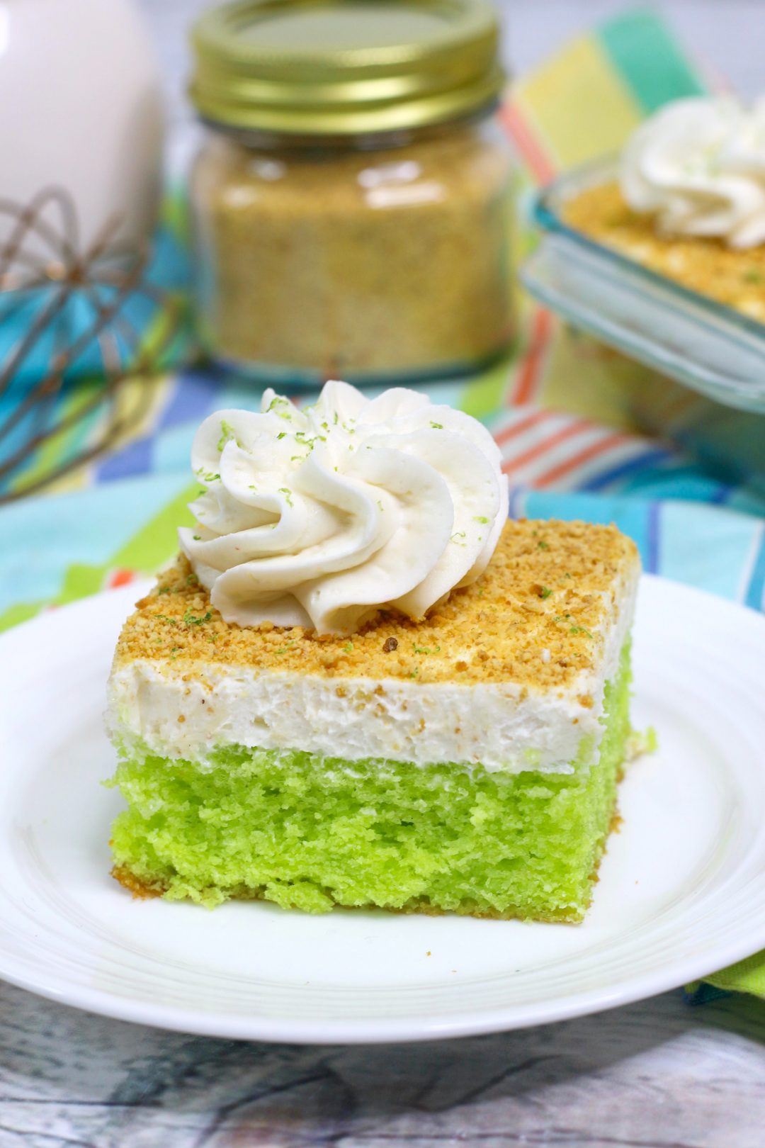 lime cake, easy key lime cake
