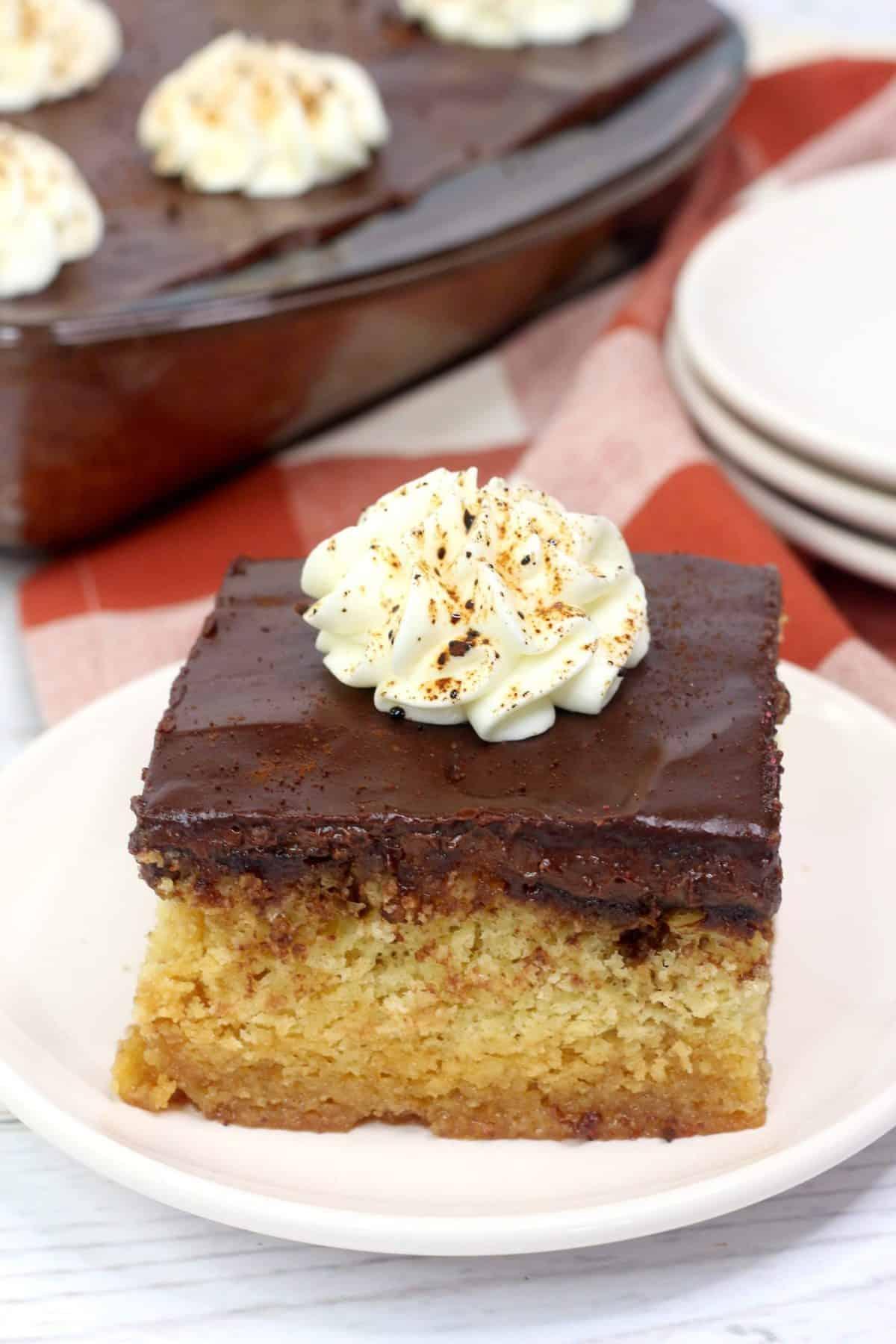 coffee caramel cake ,instant coffee recipe