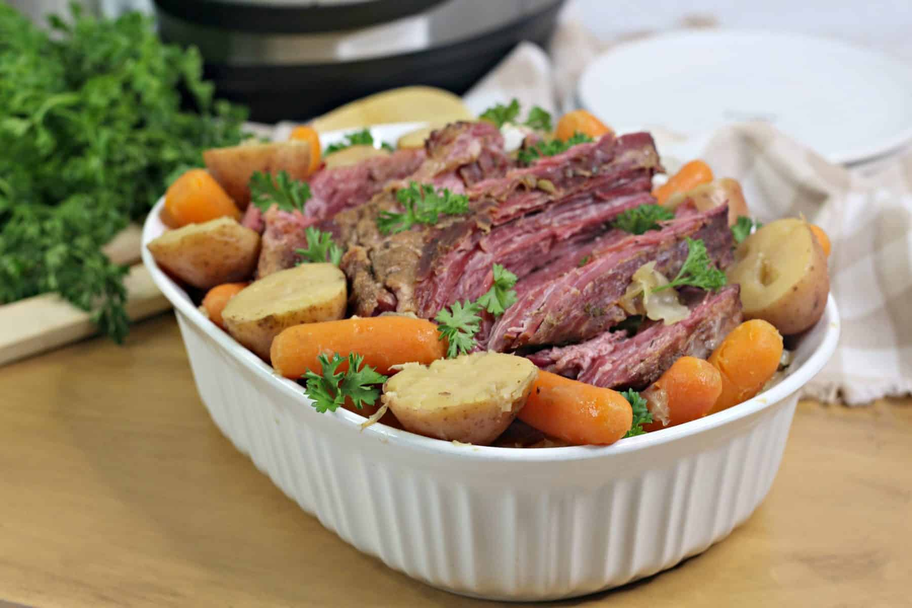 Guinness Corned Beef, Instant Pot Corned Beef