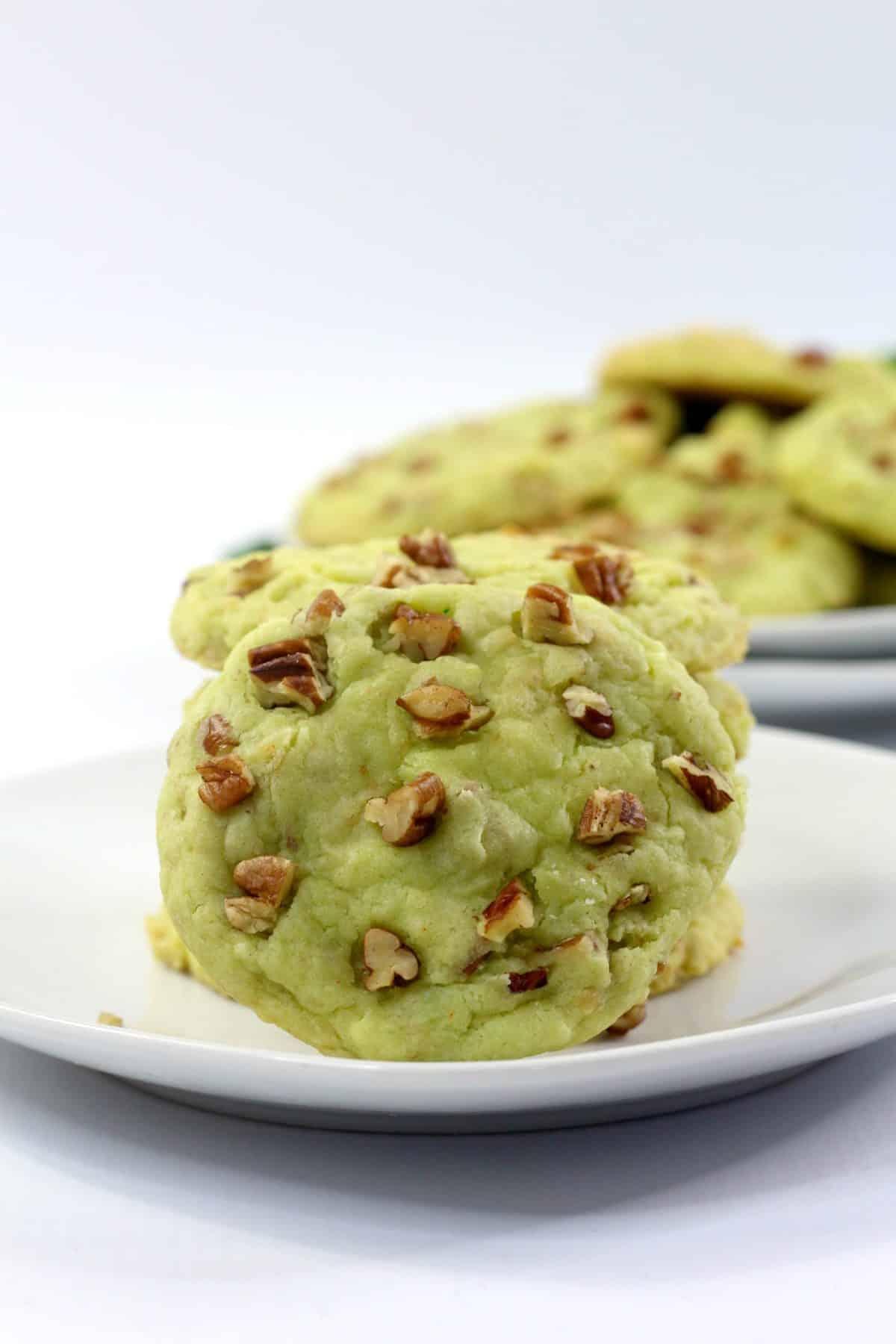 Classic Cookie Recipe, cake mix cookie recipe