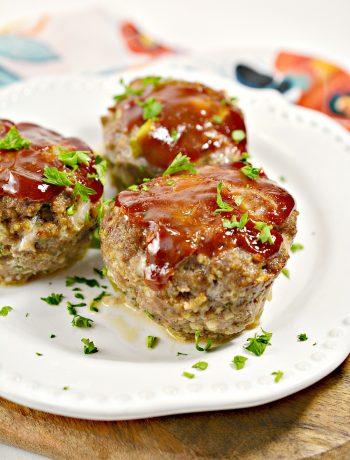 Mini Meatloaf Muffins