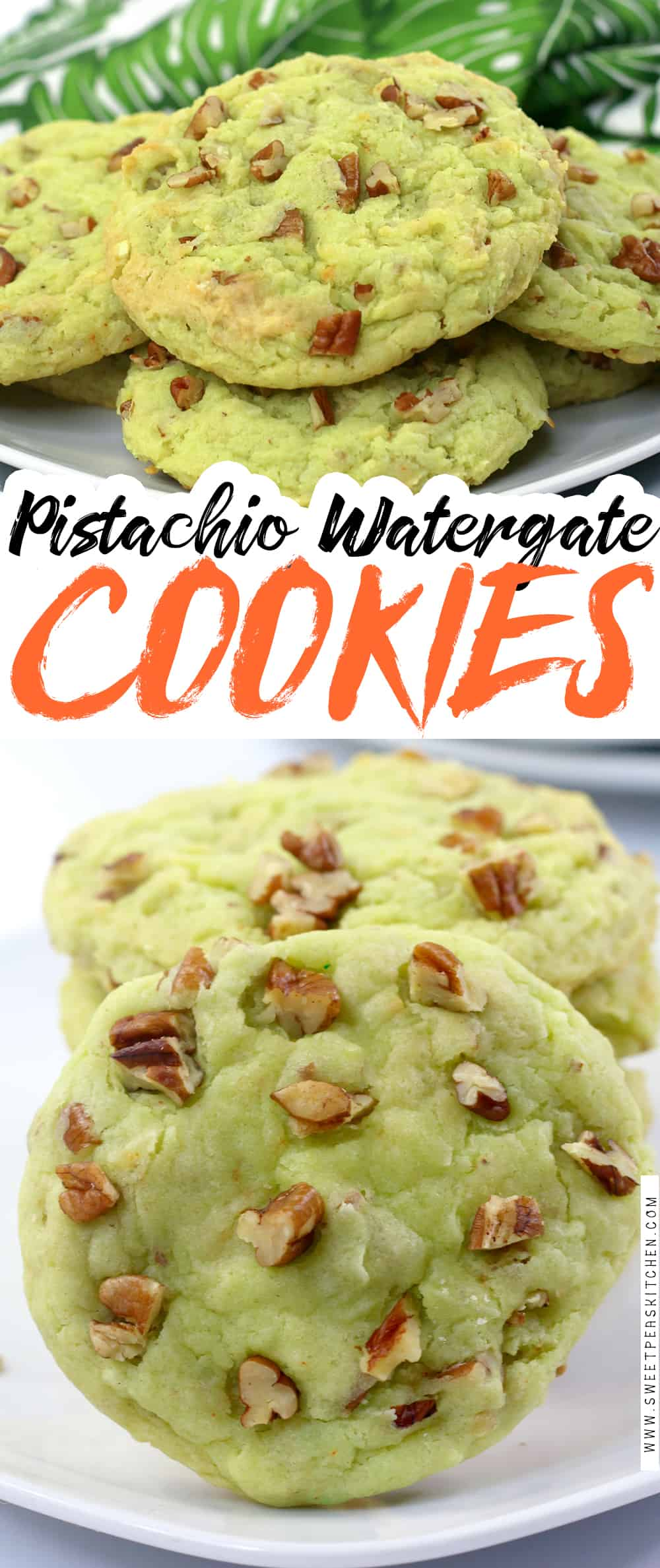 Watergate Cookies