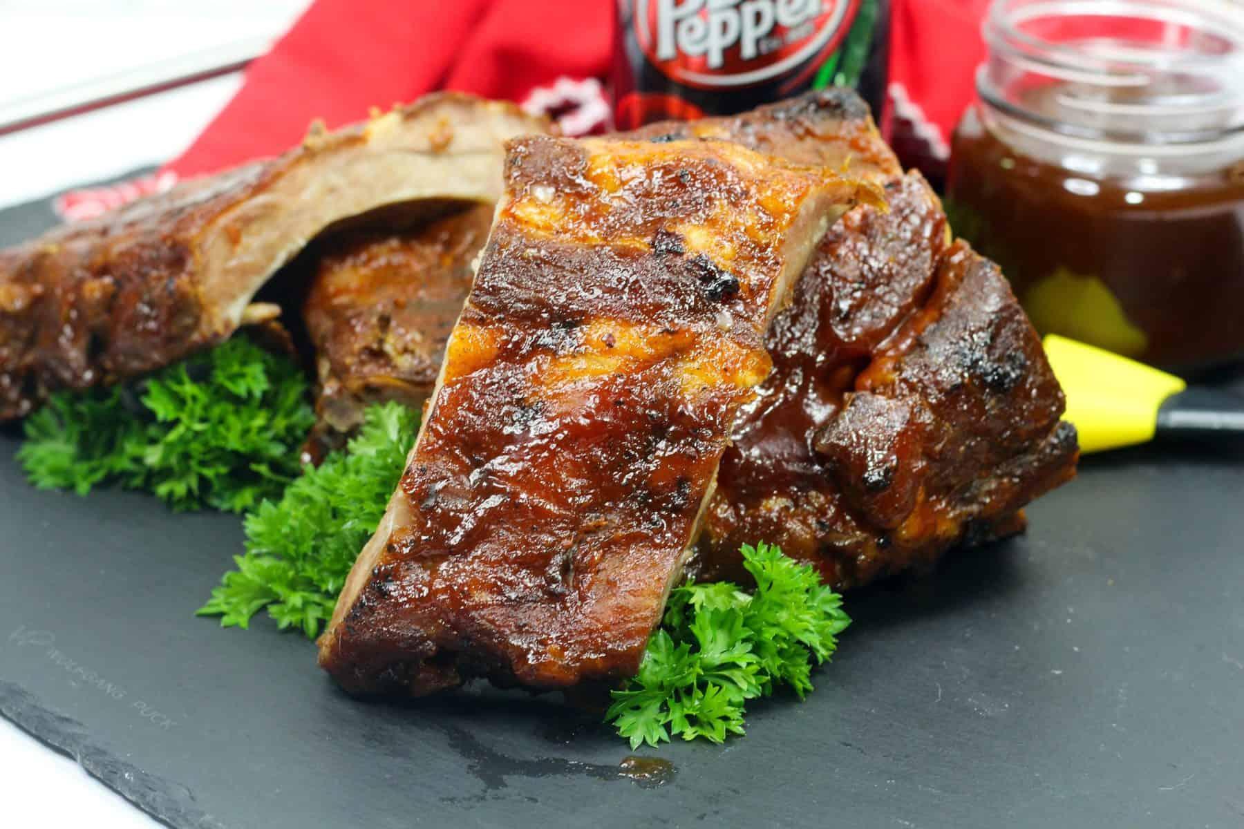 dr pepper pork rib recipe, dr pepper marinade