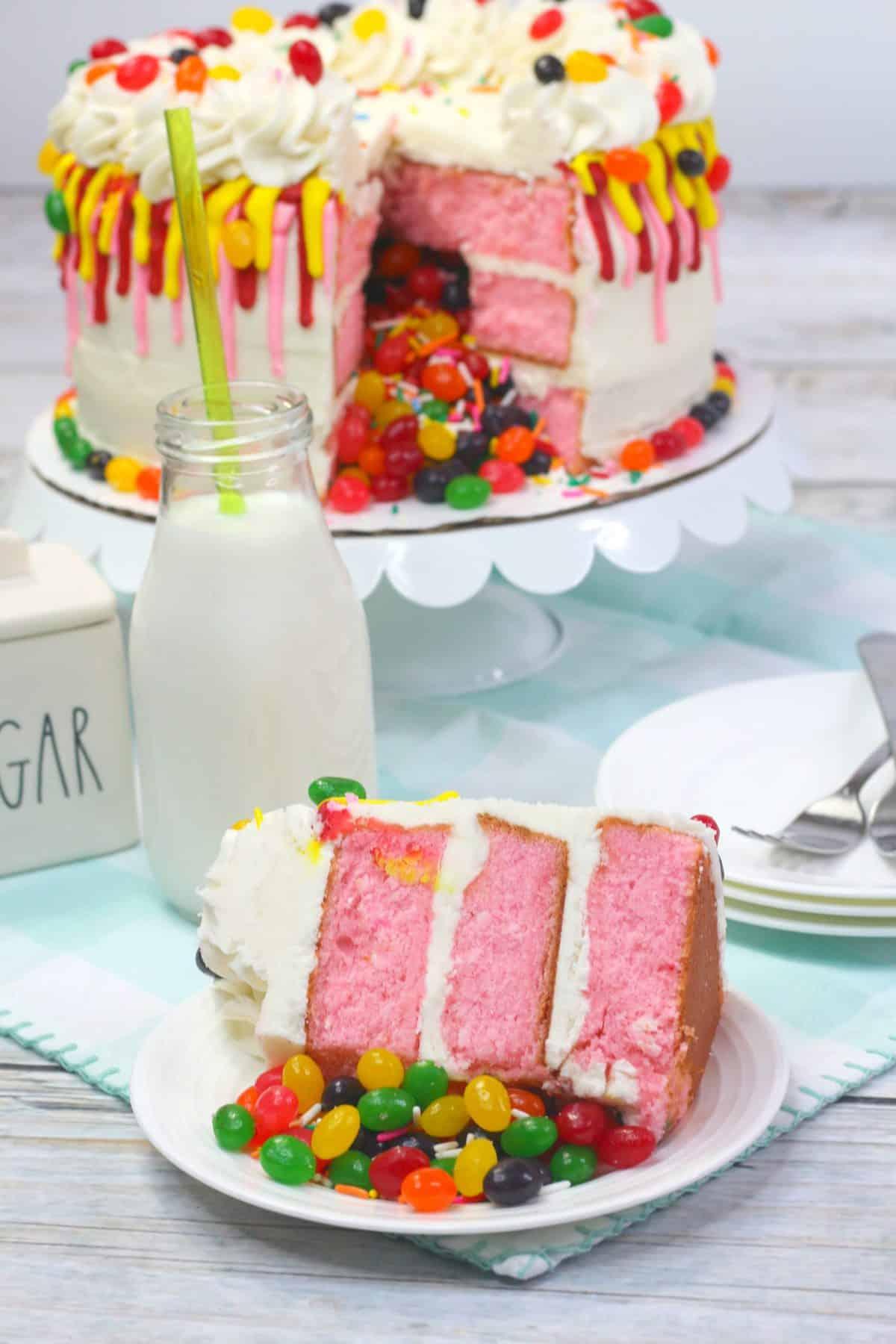 easy Easter cake, Easter cake recipe