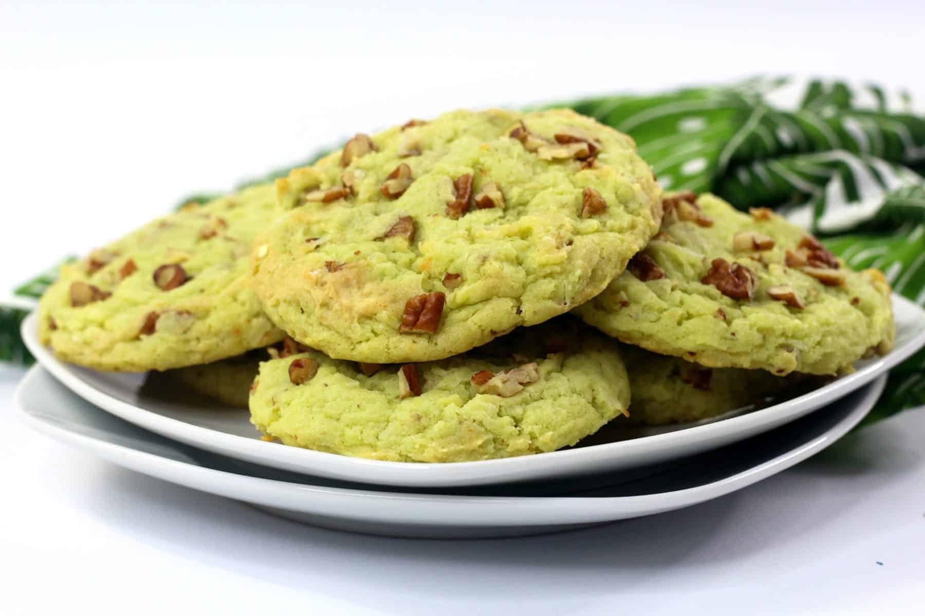 easy cake mix watergate cookie recipe, Classic Cookie Recipe