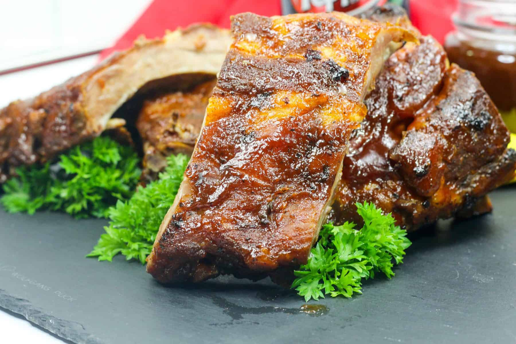 how to make ribs with dr pepper, dr pepper pork rib recipe