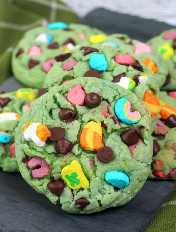 lucky charm cookies, cereal cookies