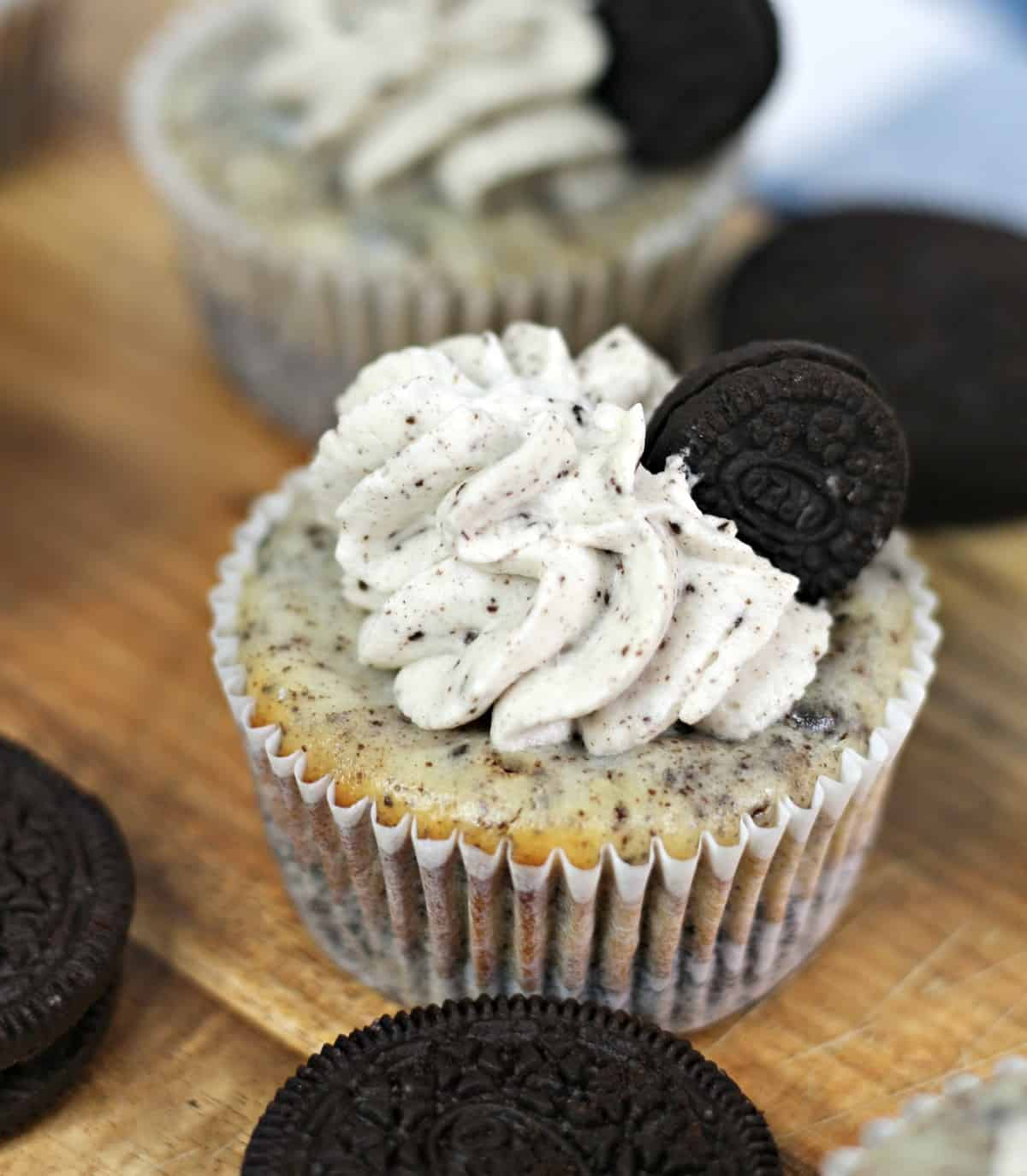 mini desserts recipe, oreo cheesecakes