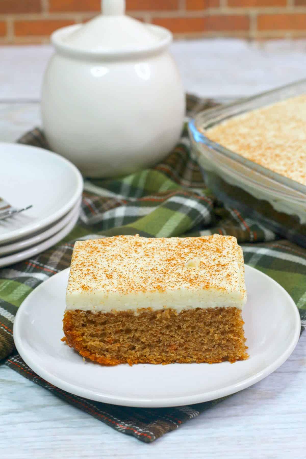 rustic carrot cake, best carrot cake