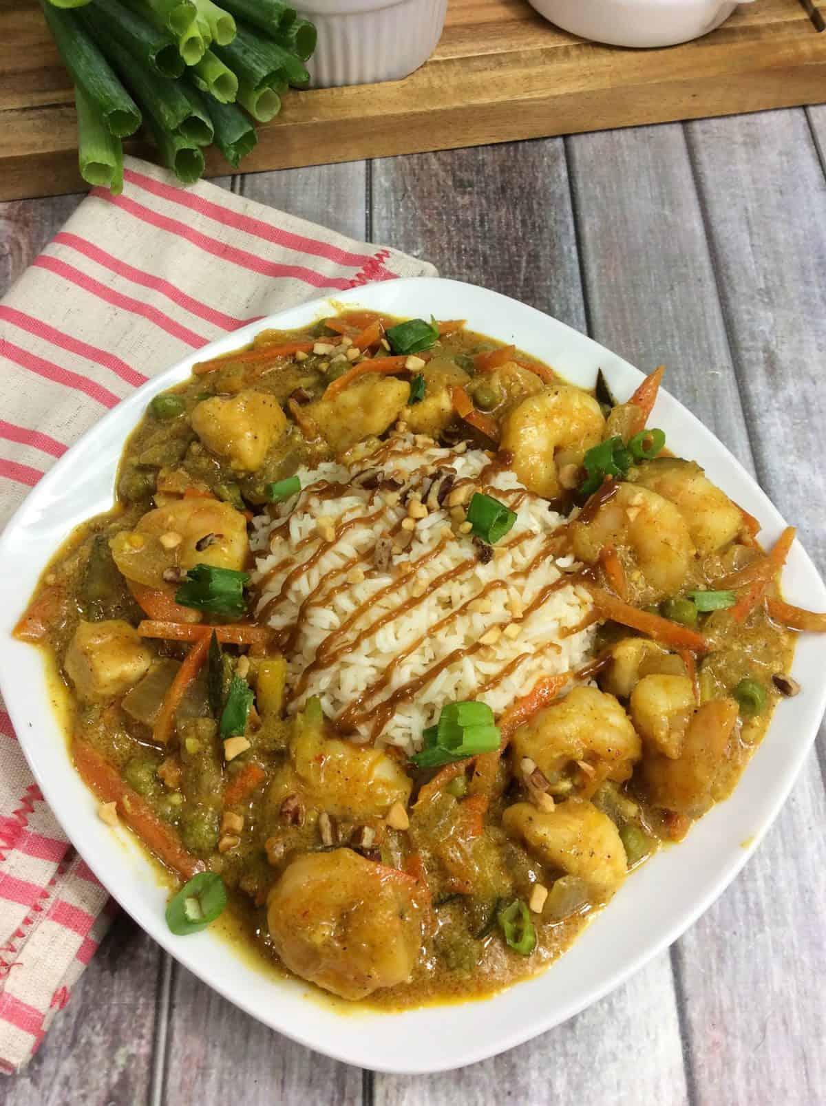 skillet chicken and rice, bang bang chicken and shrimp recipe