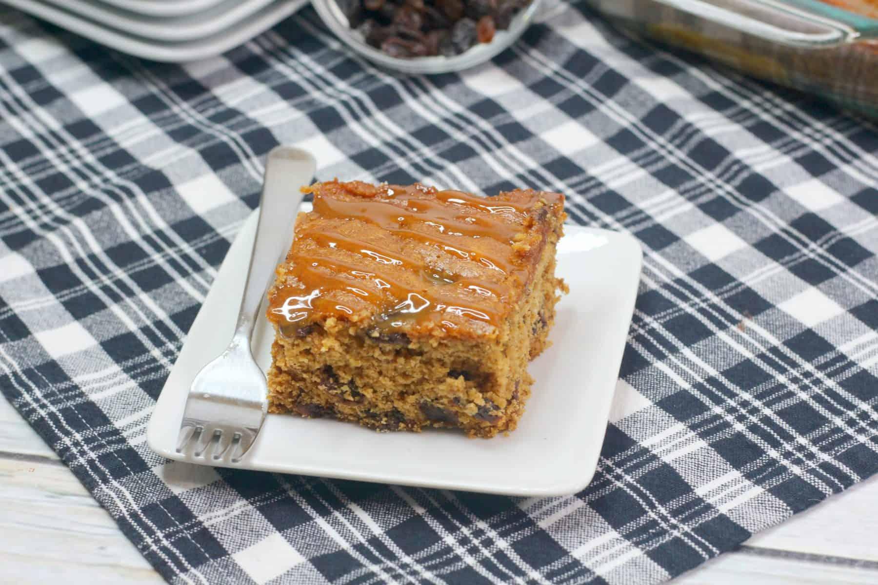 traditional Spanish bar, Spanish cake