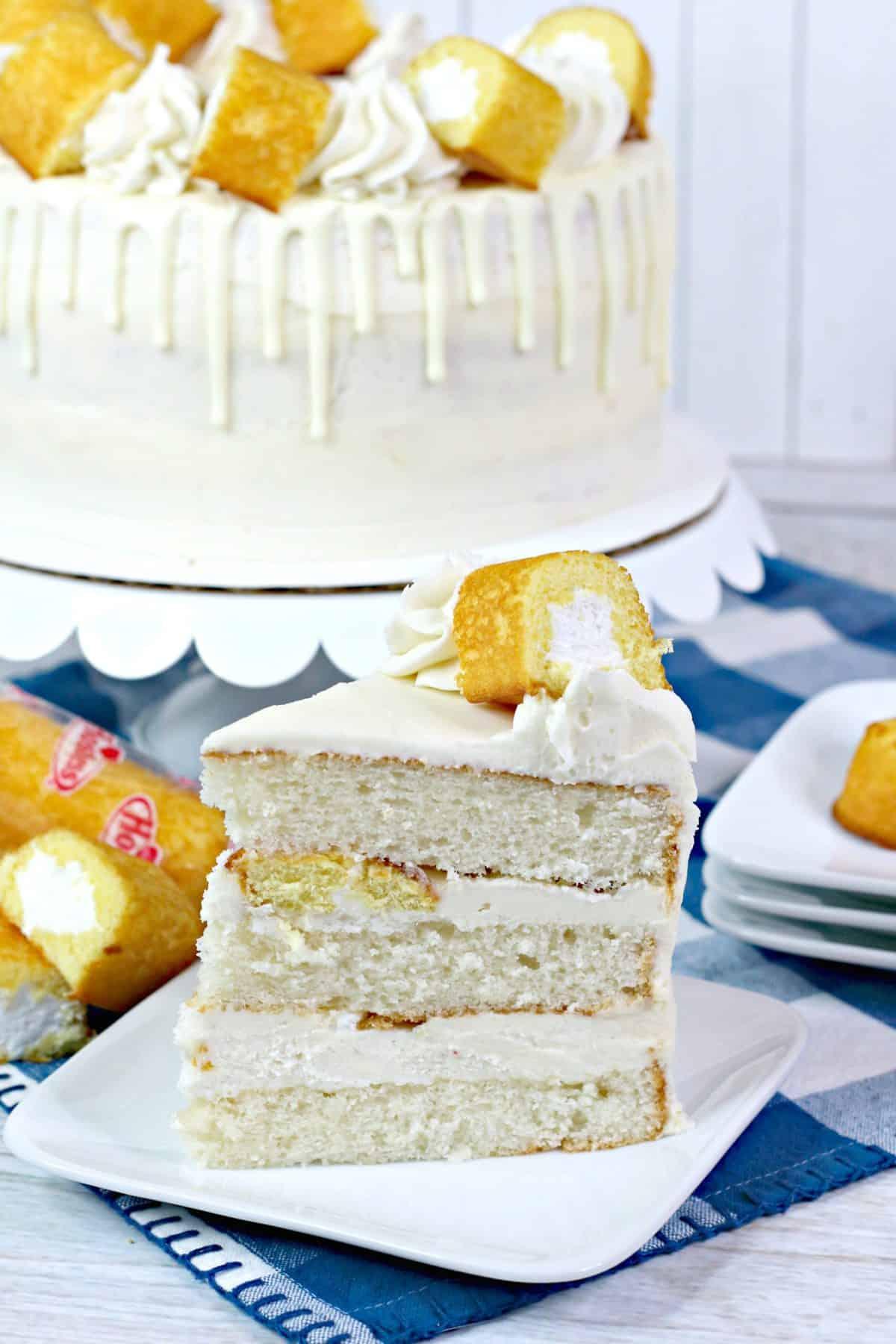 twinkie dessert, yellow cake recipe ideas