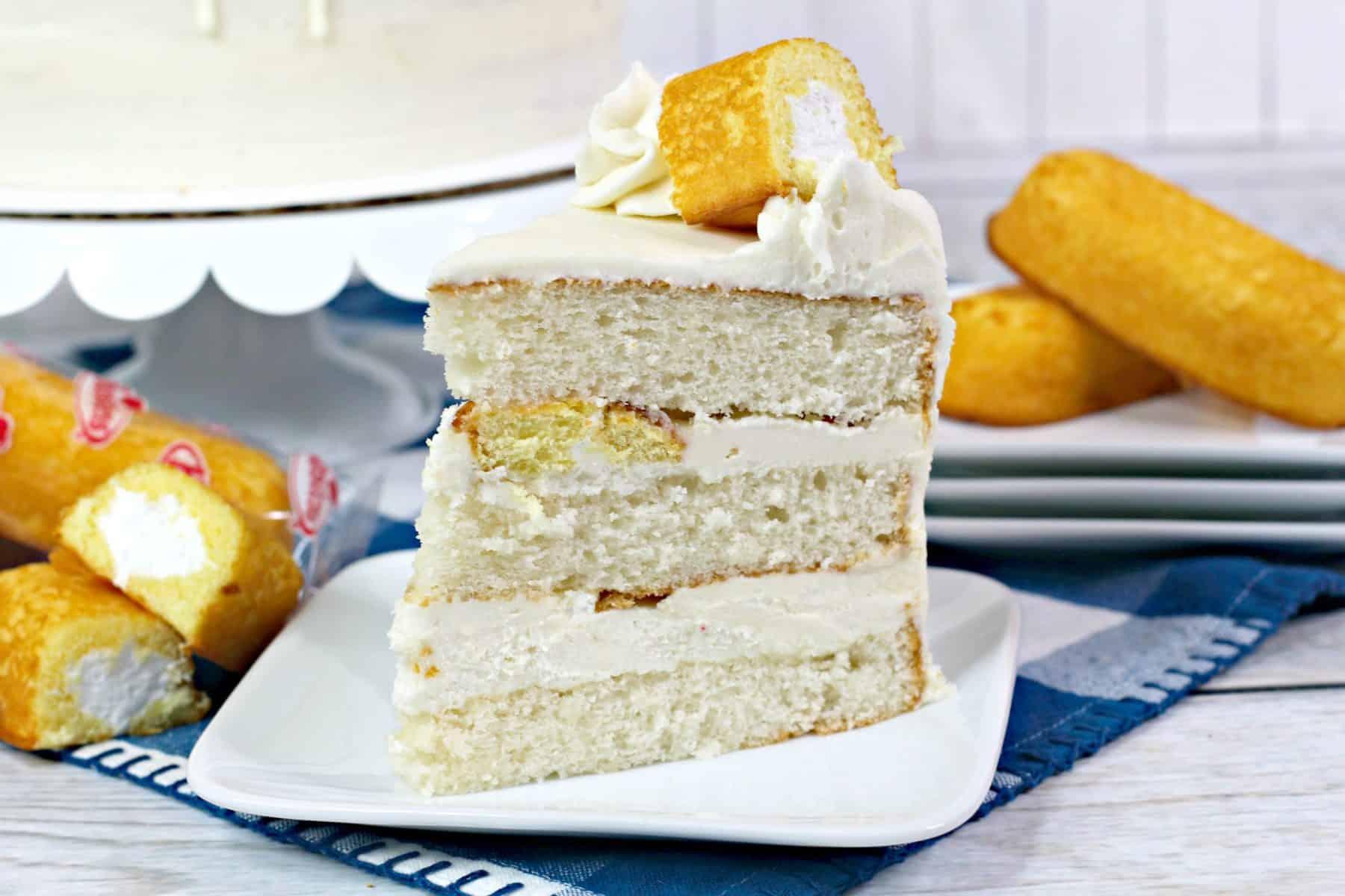 yellow cake recipe ideas, twinkie recipe