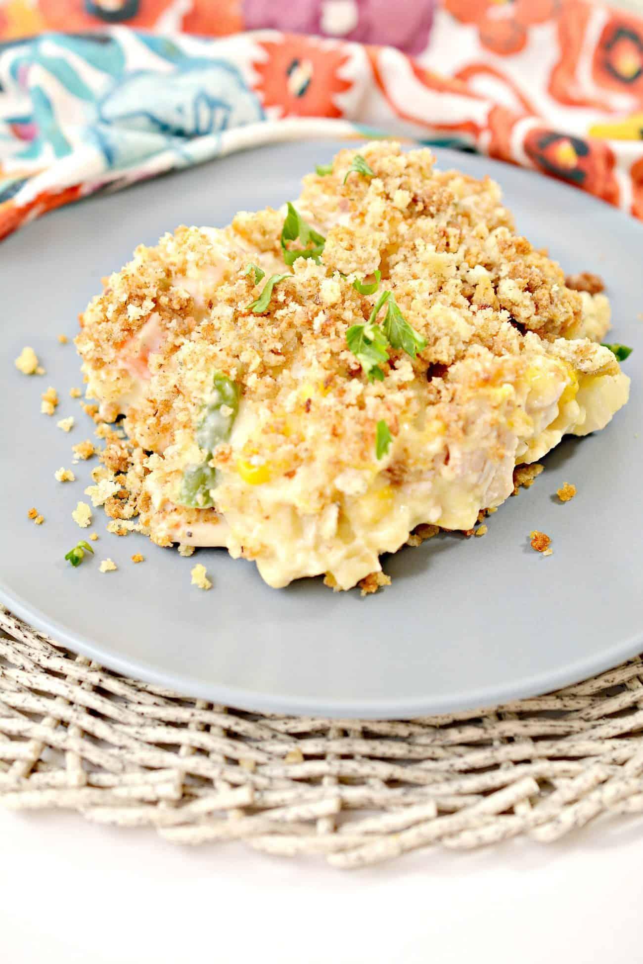 Amazing Chicken Casserole