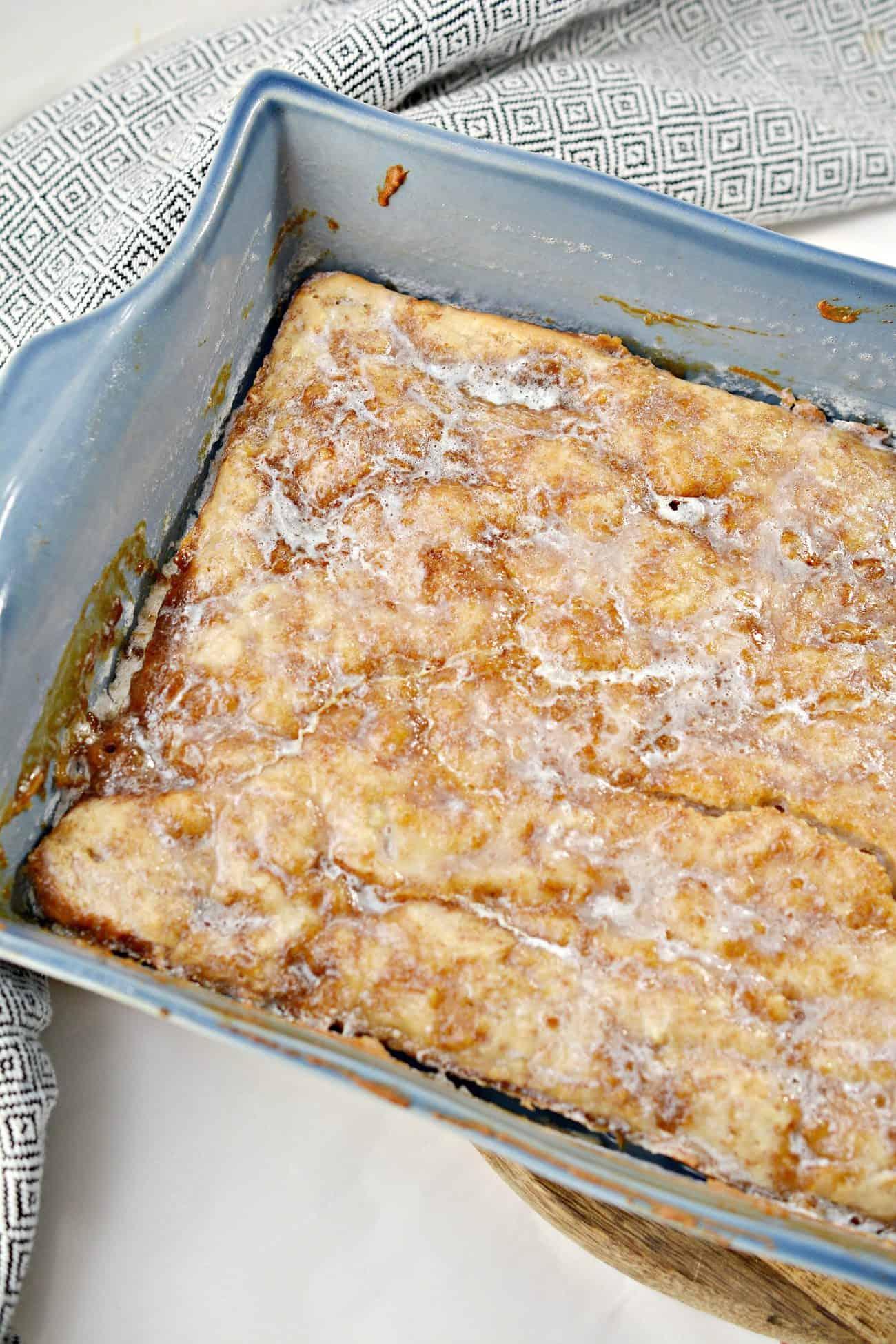 Apple Fritter Cake Recipe