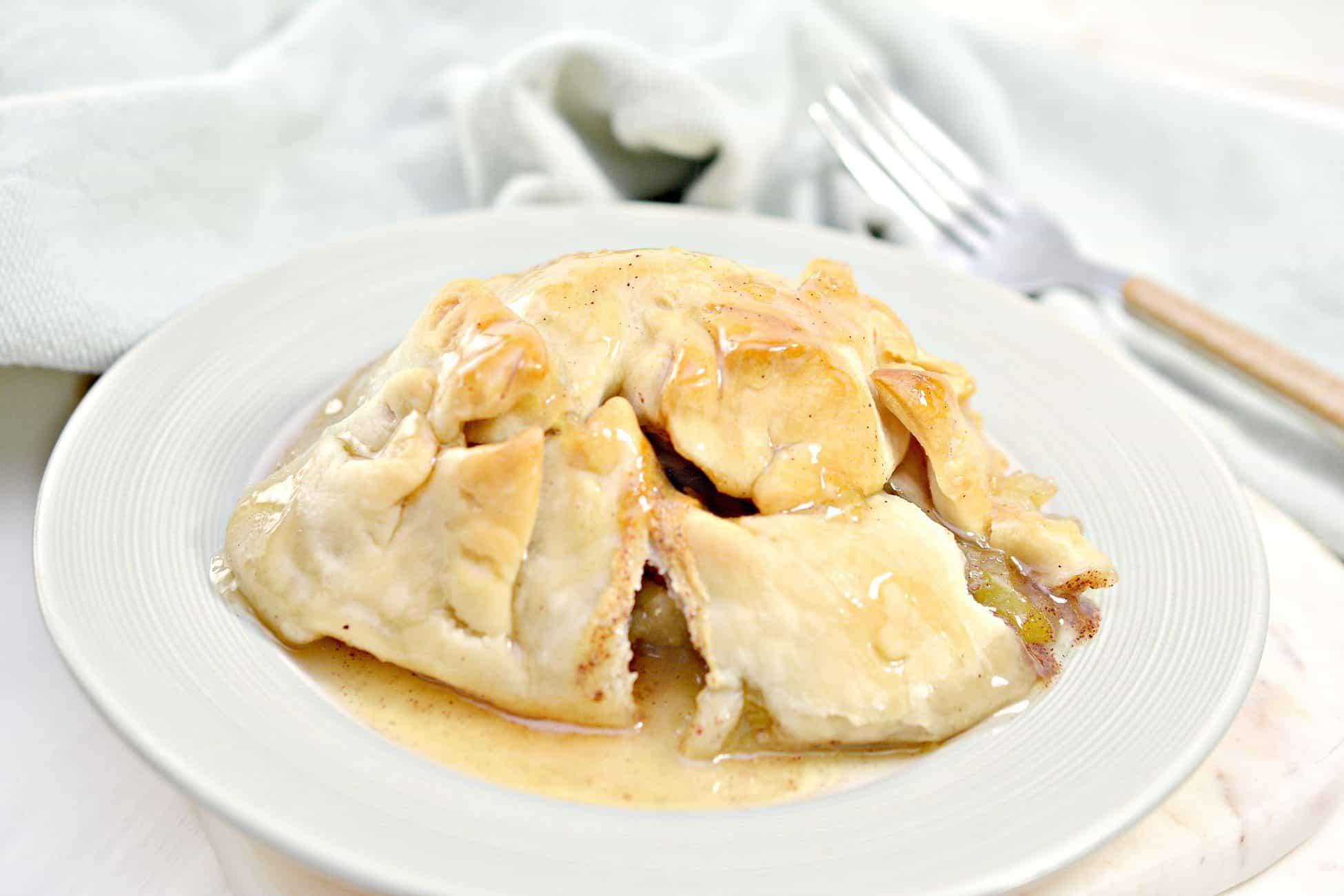 Old Fashioned Apple Dumplings