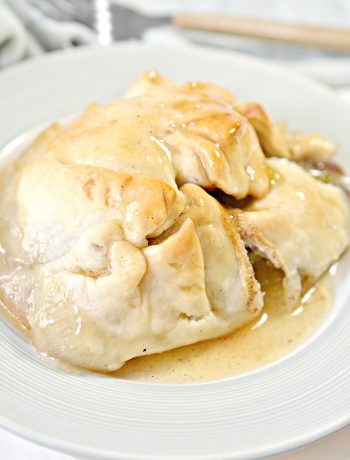 Old Fashioned Apple Dumplings