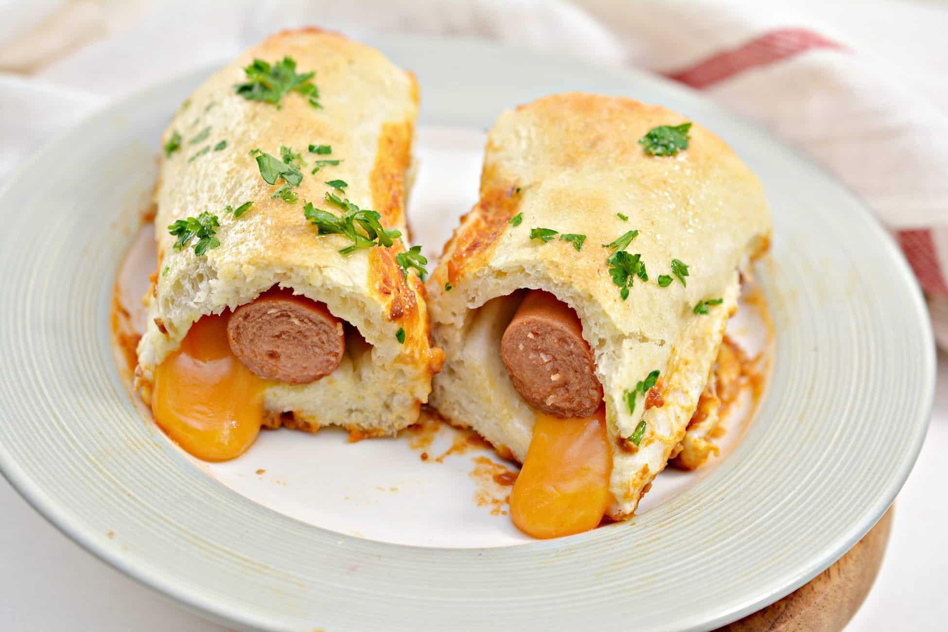 Chili Cheese Dog Bake Dinner