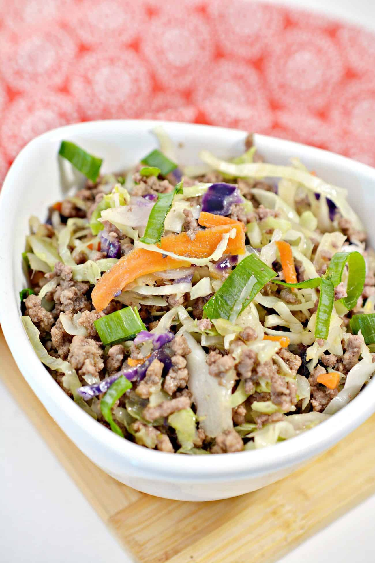 Low Carb Crack Slaw