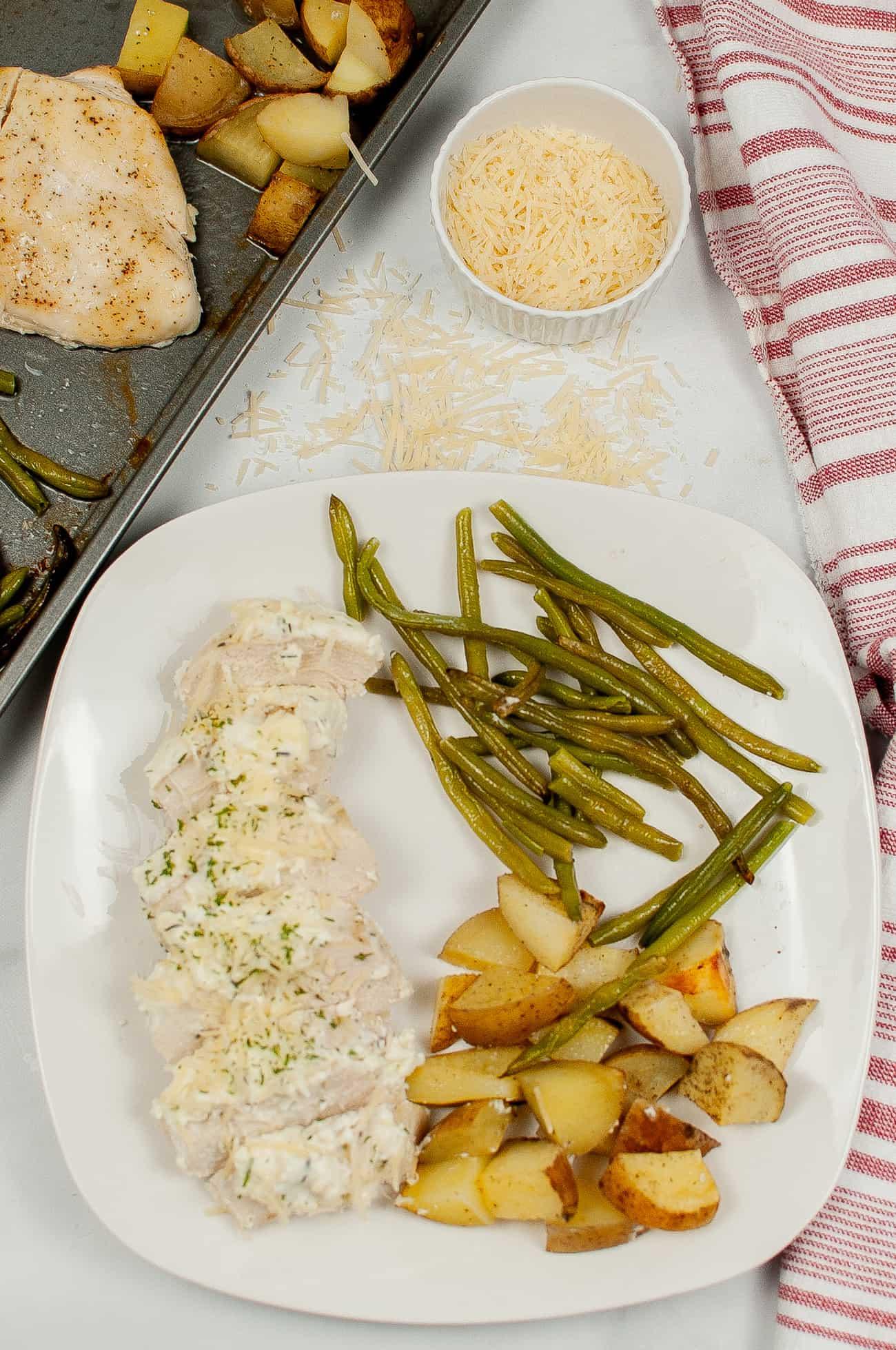 Creamy Garlic Herb Chicken