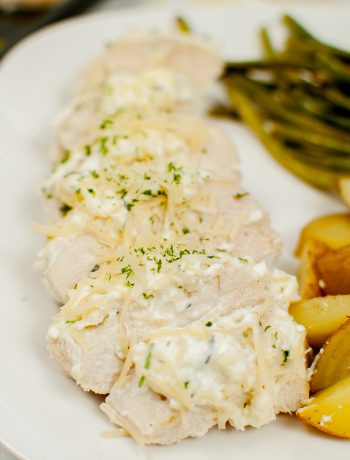 Creamy Garlic Herb Chicken