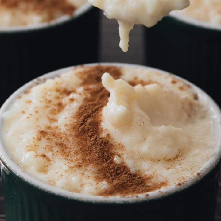 The Creamiest Cinnamon-Vanilla Rice Pudding