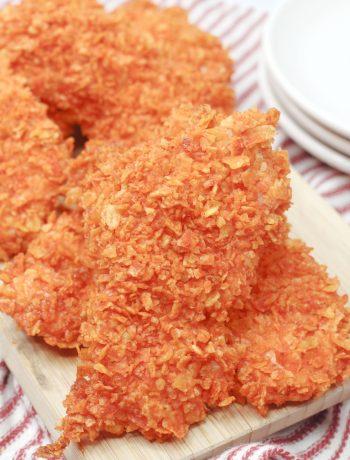 Doritos Chicken tenders