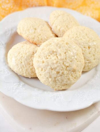 Lemon Pound Cake Cookies