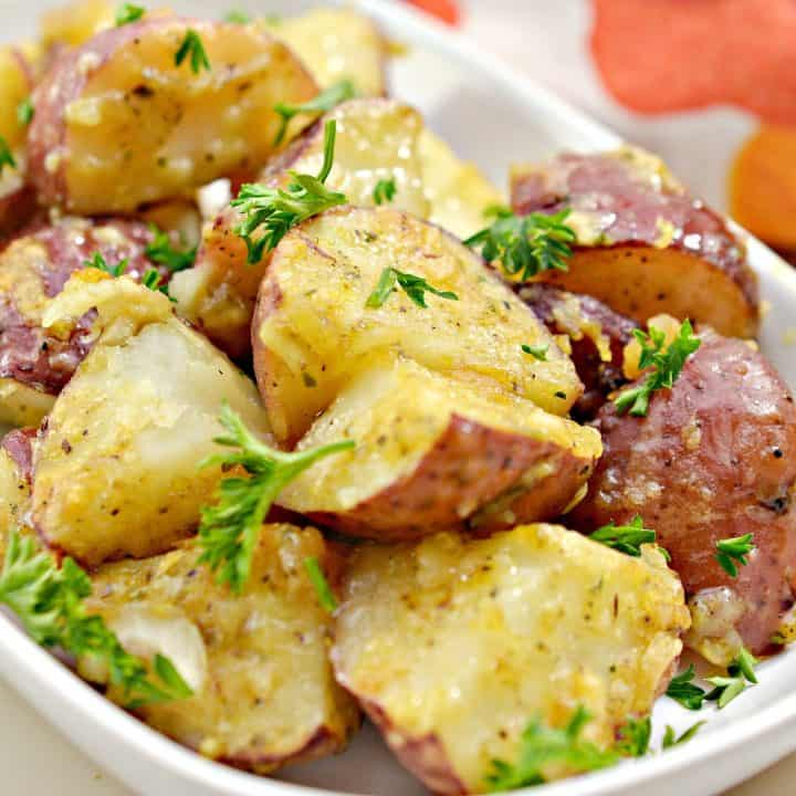 Parmesan Roasted Red Potatoes