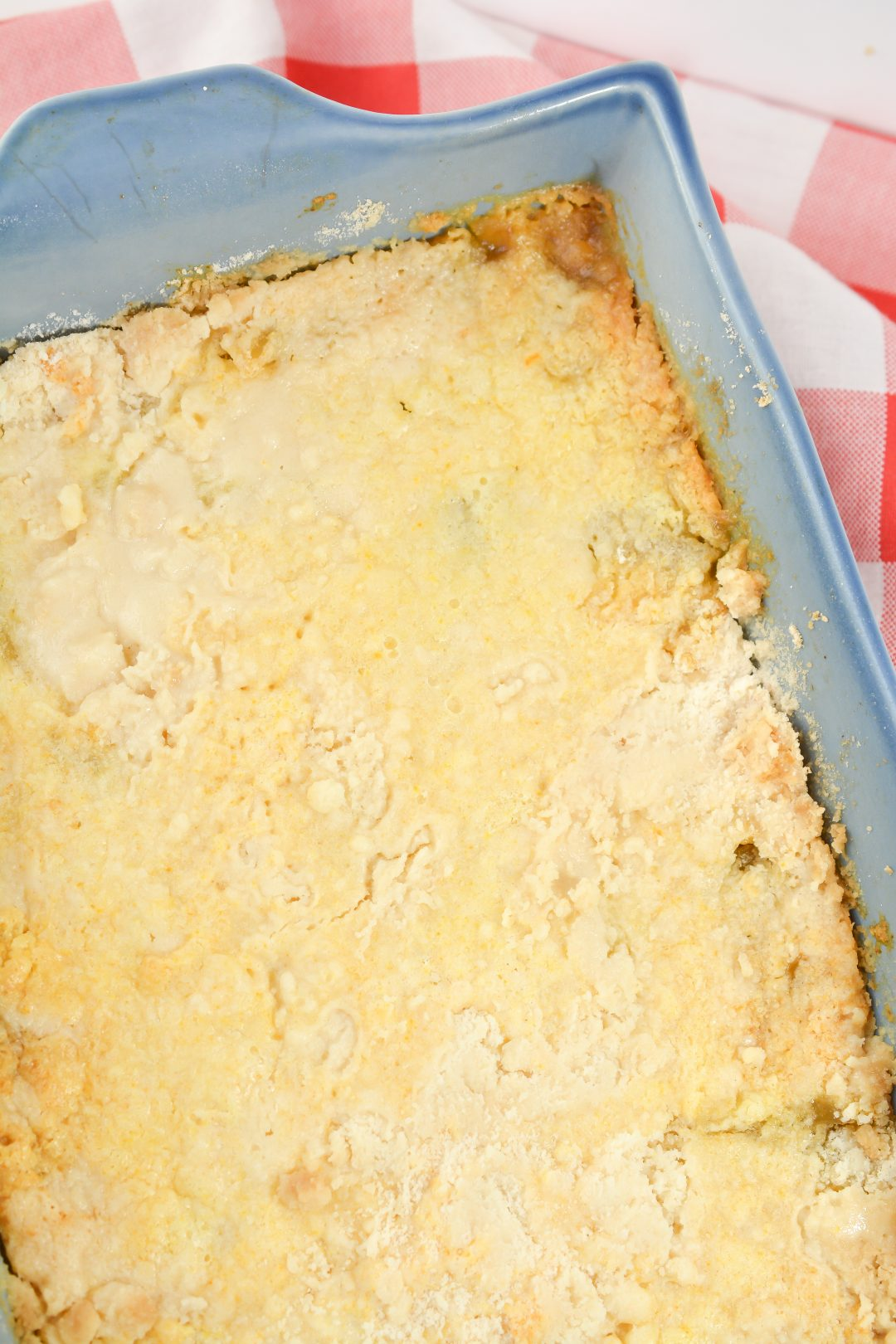 3 Ingredient Apple Pie Cake