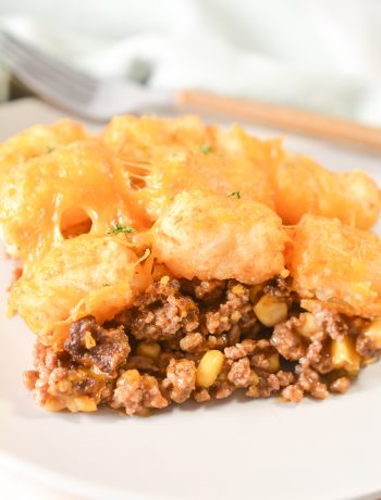 Victory's Tater Tot Casserole