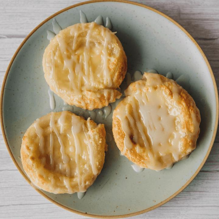 Crescent Cheese Danishes