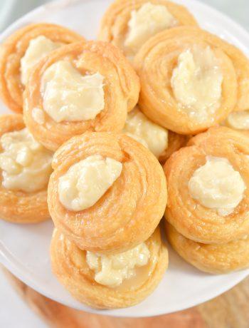 Crescent Cream Cheese Danishes
