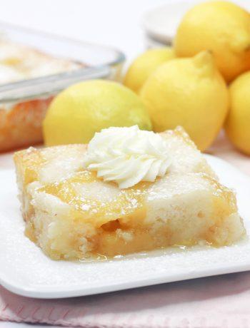 Lemon Cobbler