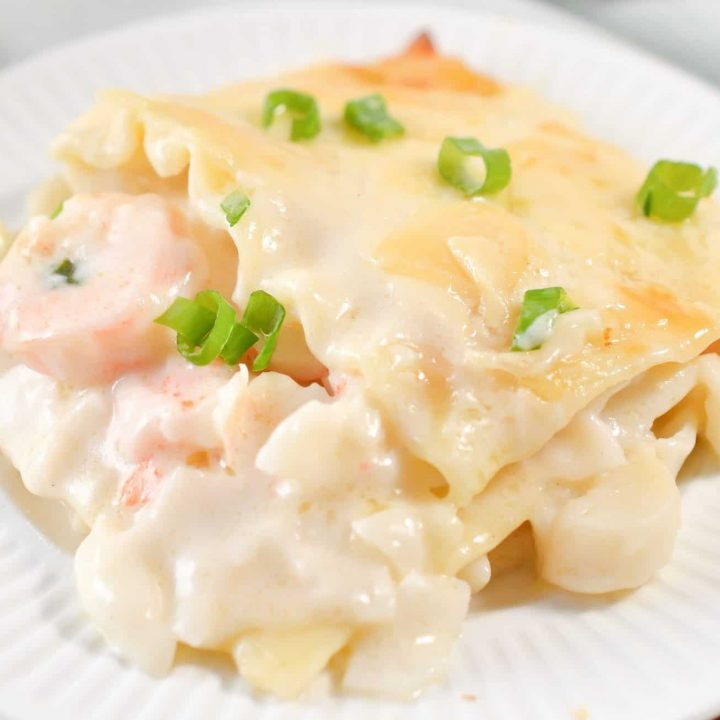 Seafood Lover's Lasagna