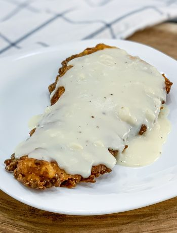 Southern-style Country Fried Chicken