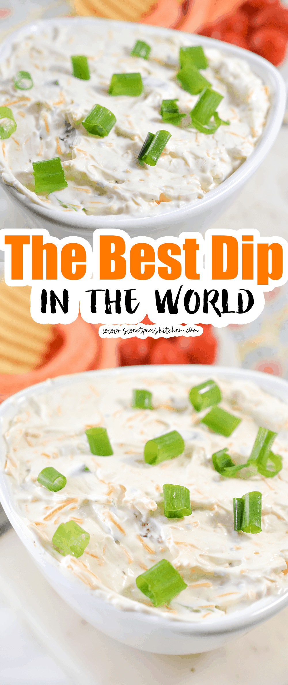 The Best Dip in the World
