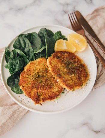 The Best Ever Canned Salmon Patties