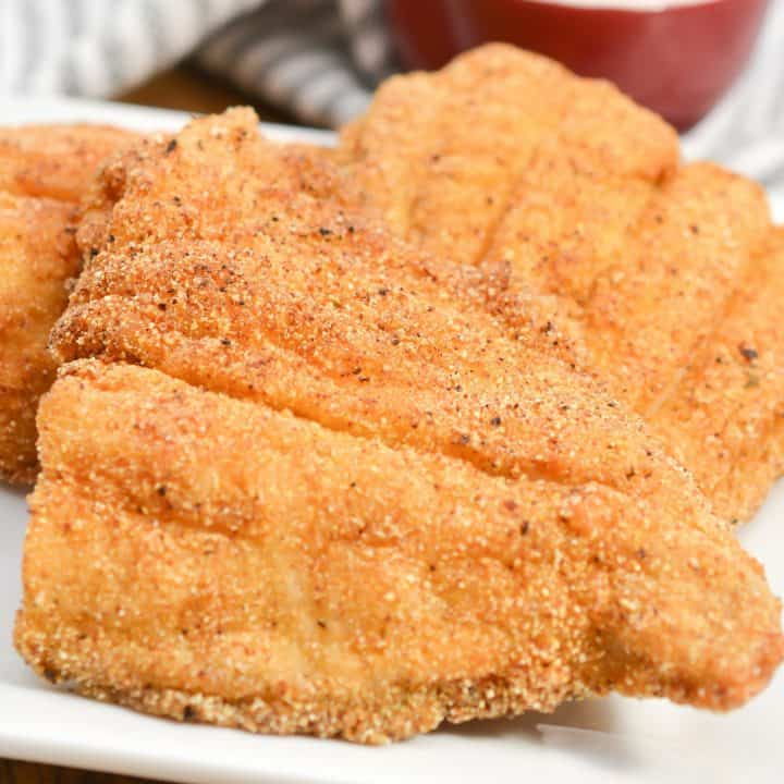 Classic Southern Fried Catfish