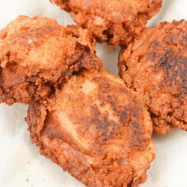 Crispy Southern Fried Chicken