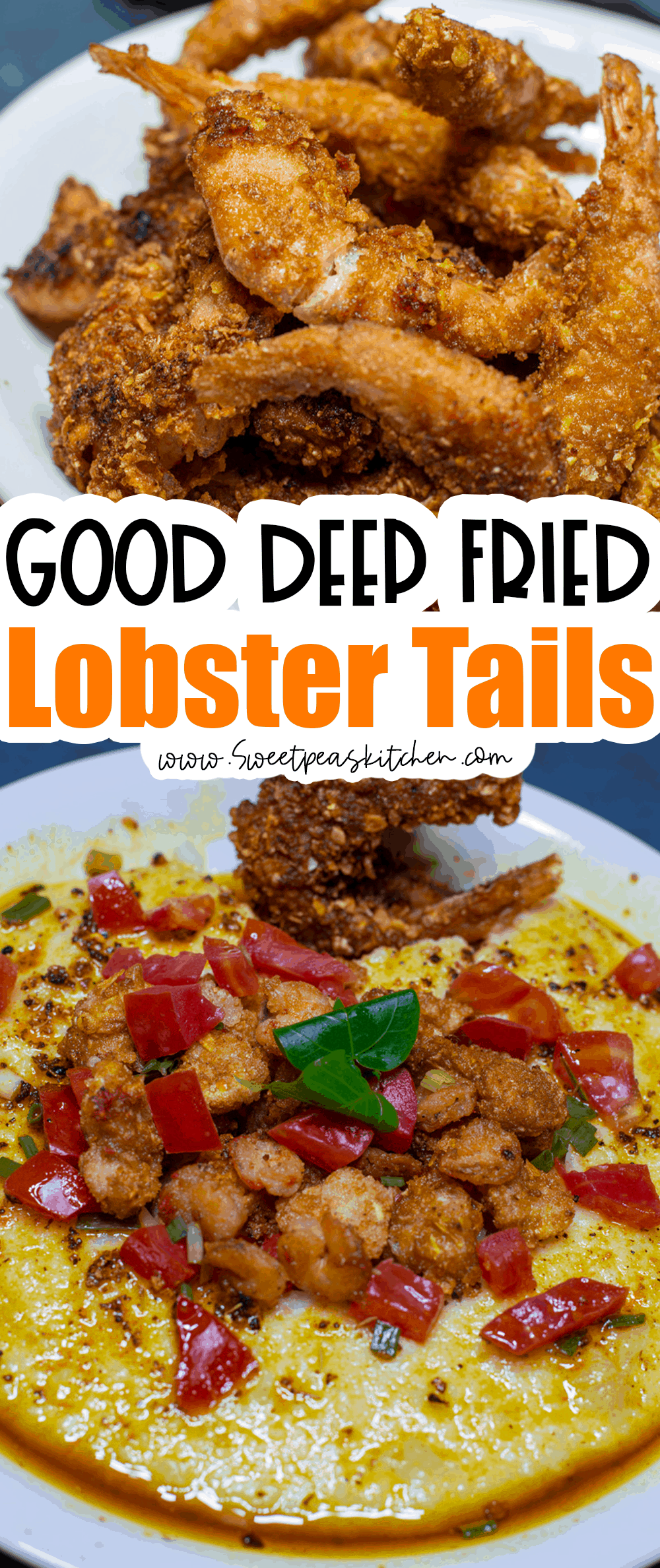 Deep Fried Lobster Tails