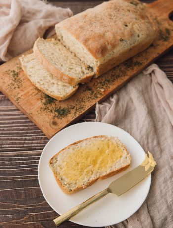 Dill Pickle Bread