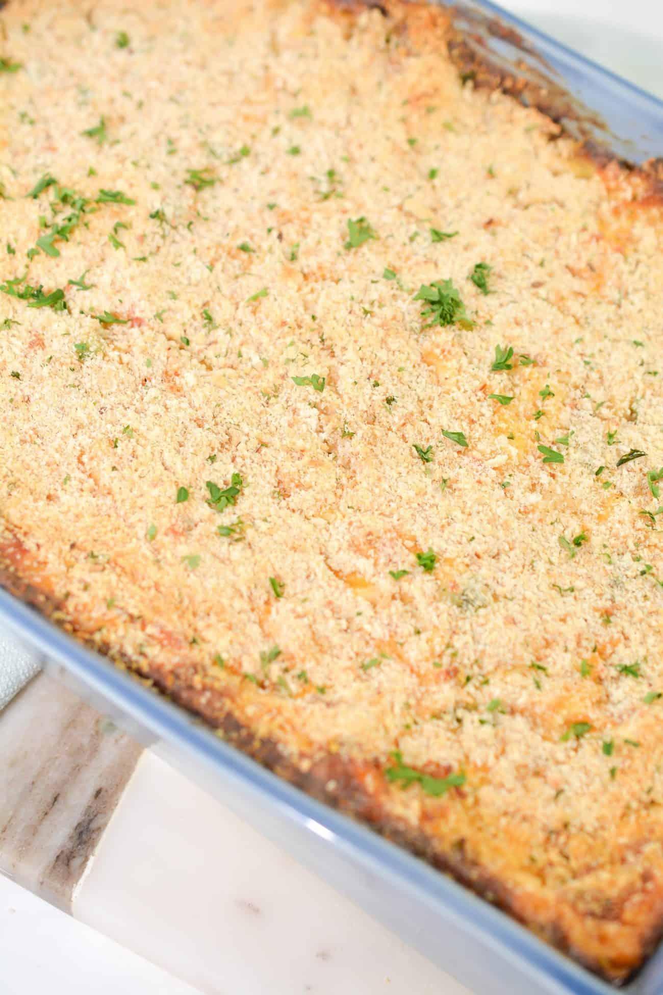 Hashbrown Chicken Casserole