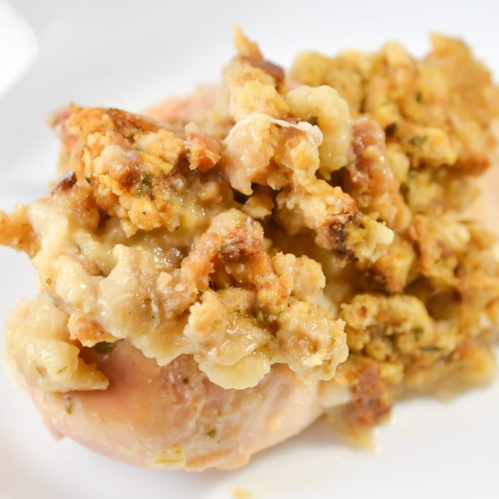 Hearty and Tasty Chicken and Stuffing