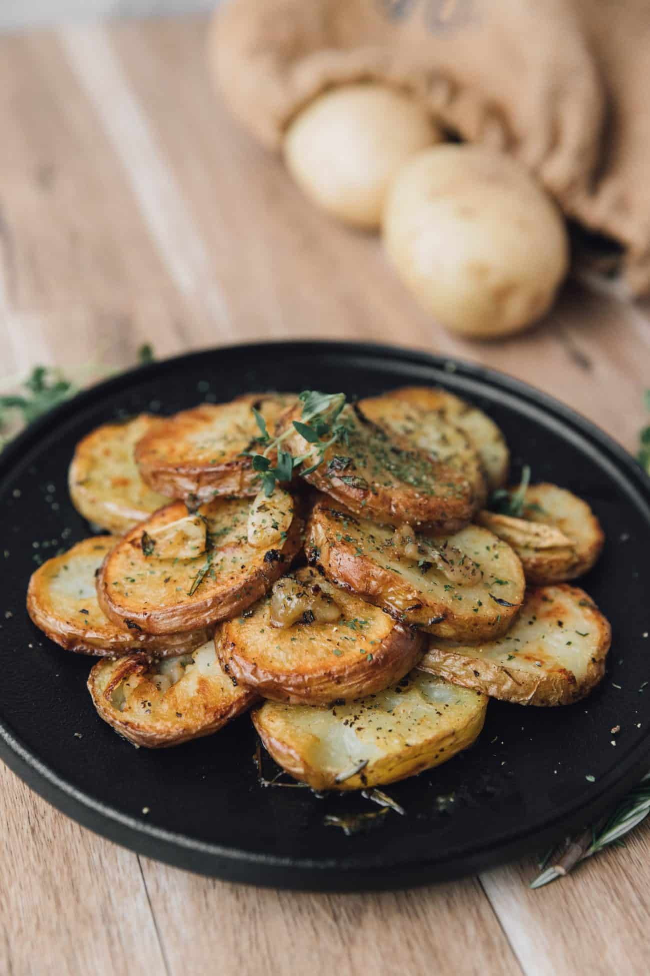 Melt-In-Your-Mouth Melting Potatoes